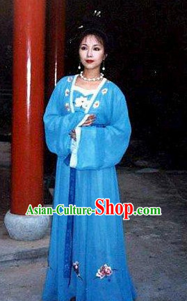 Asian Chinese Traditional Dress Theatrical Costumes Ancient Chinese Clothing Opera Beauty Costumes