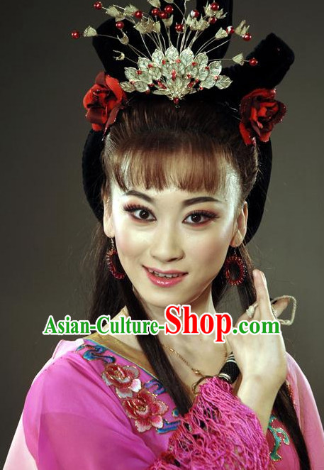 Traditional Chinese Theatrical Hair Accessories