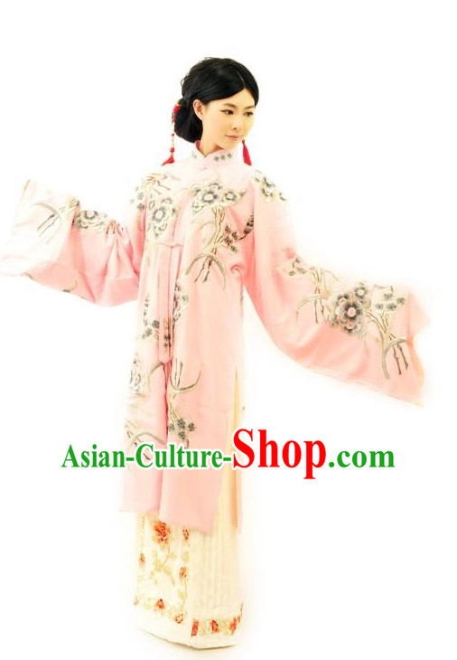 Traditional Ancient Chinese Beijing Opera Beauty Robes