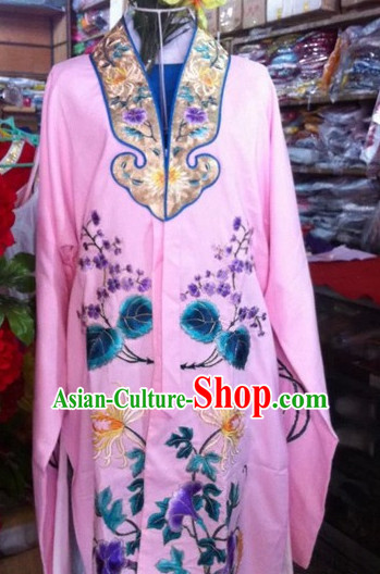 Traditional Chinese Peking Opera Robes for Women
