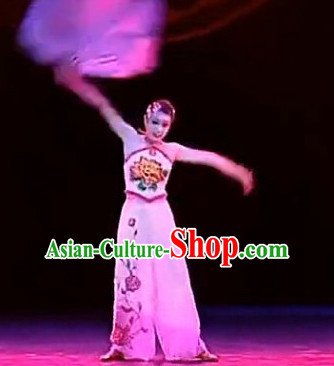China Traditional National Dancewear for Women