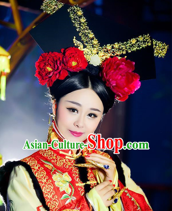 Chinese Traditional Handmade Empress Hair Accessories