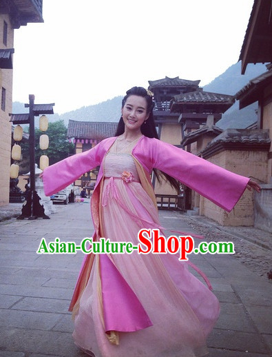 Chinese Hanfu Asian Fashion Japanese Fashion Plus Size Dresses Vntage Dresses Traditional Clothing Asian Costumes Fairy Costume for Girls