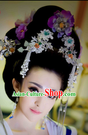 Ancient Style Handmade Chinese Traditional Hair Accessories