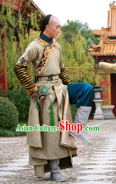 Qing Prince Clothing for Men