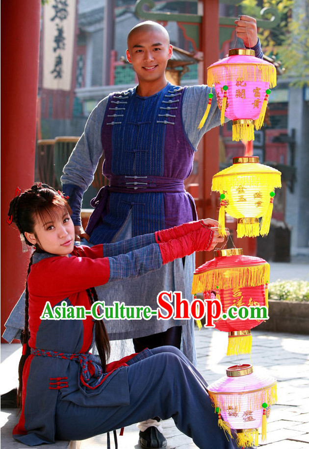 Qing Civilian Clothing for Men