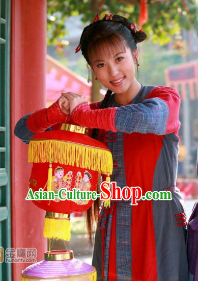 Qing Civilian Clothing for Women
