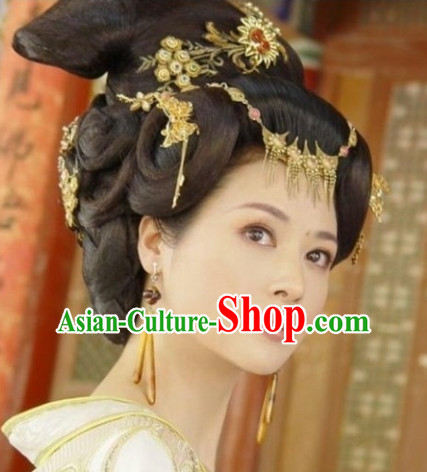 Ancient Asian Empress Hairpins