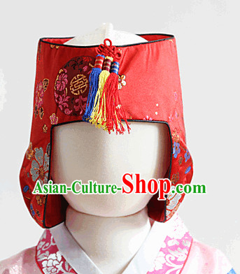 Traditional Korean Kids Hat