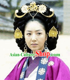 Ancient Korean Palace Queen Hair Accessories