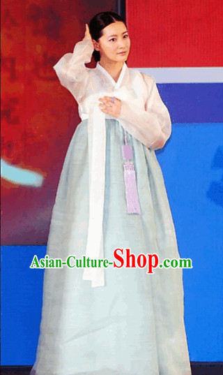 Traditional Korean Hanbok for Ladies
