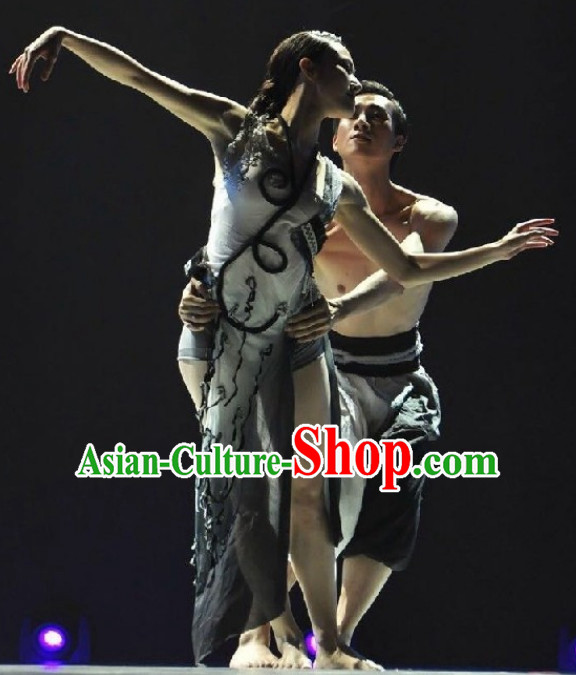 Chinese Gymnastics Leotards Dance Man Costume Dance Costumes
