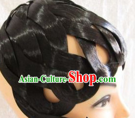 Ancient Asian Hair extensions Wigs Fascinators Toupee Hair Pieces Long Wigs for Women