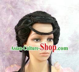Chinese Classicial Lady Hair extensions Wigs Fascinators Toupee Long Wigs Hair Pieces