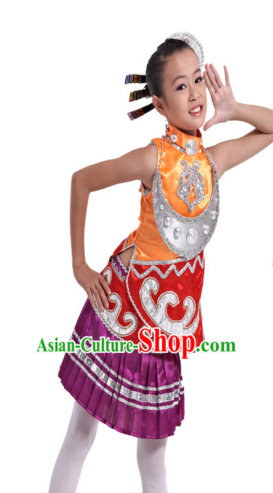 Chinese Folk Dance Costume Dancewear Discount Dane Supply Dance Wear China Wholesale Dance Clothes