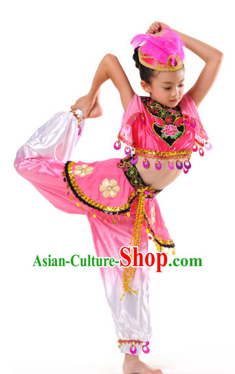 Chinese Kids Folk Dance Costumes Dancewear Discount Dane Supply Clubwear Dance Wear China Wholesale Dance Clothes