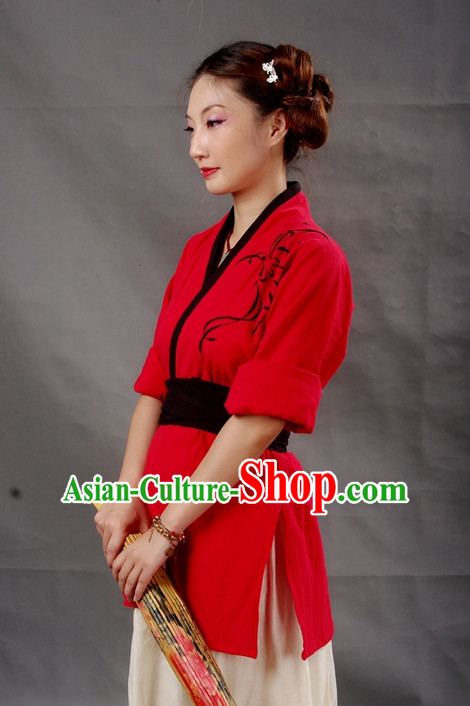 Chinese Female Hanfu Costume Ancient Costume Traditional Clothing Traditiional Dress Clothing online