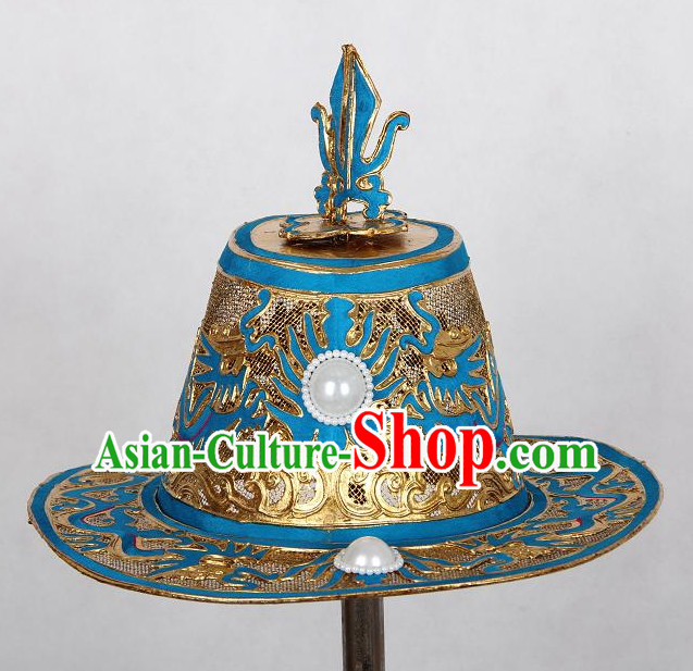 Chinese Opera General Hat for Men
