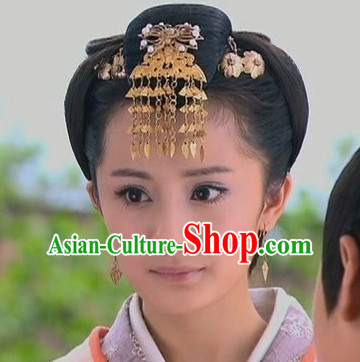 Chinese Hanfu Hair Accessories