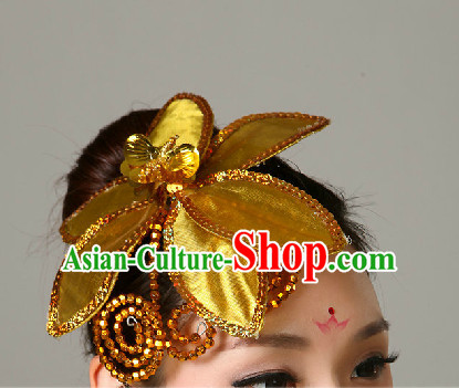Asian Classic Dance Hair Accessories