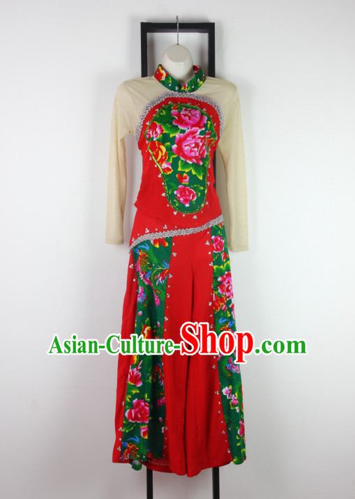 Chinese Folk Dance Costume Discount Dance Gymnastics Leotards Costume Ideas Dancewear Supply Dance Wear Dance Clothes