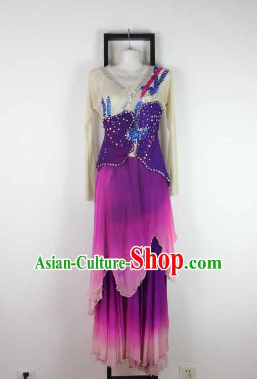 Chinese Competition Dance Costume Discount Dance Gymnastics Leotards Costume Ideas Dancewear Supply Dance Wear Dance Clothes