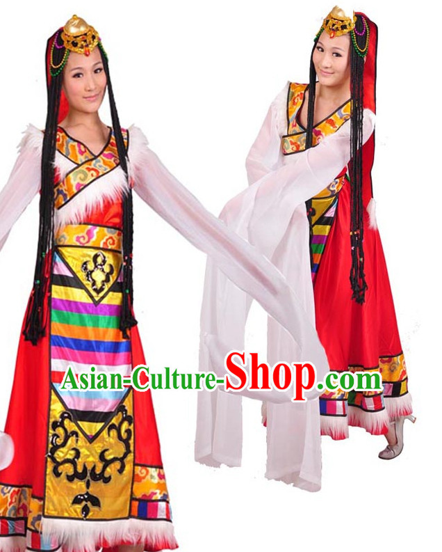 Chinese Mongolian Dance Costume Discount Dance Costume Ideas Dancewear Supply Dance Wear Dance Clothes Suit