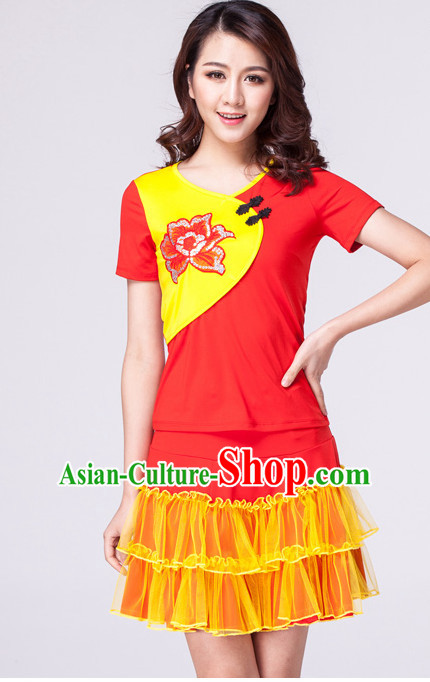 Chinese Style Parade  Costume Ideas Dancewear Supply Dance Wear Dance Clothes Suit