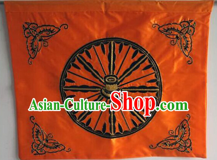 Traditional Chinese Opera Flag Banner