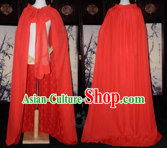 Traditional Chinese Classical Mantle Cape