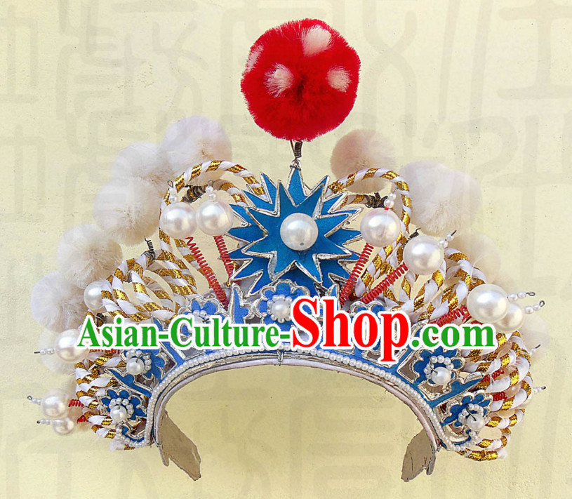 Traditional Chinese Classical Opera Hat for Women