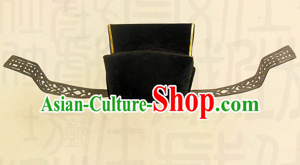 Traditional Chinese Classical Opera Hat for Men