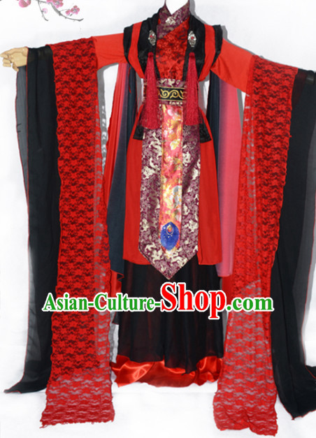 Ancient Chinese Classical Royal Prince Costume Complete Set for Men