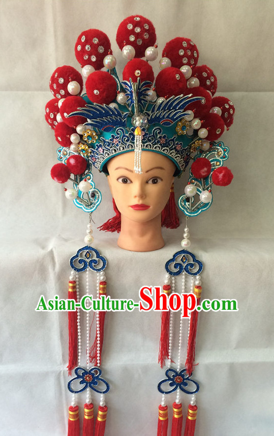 Traditional Chinese Classical Phoenix Coronet