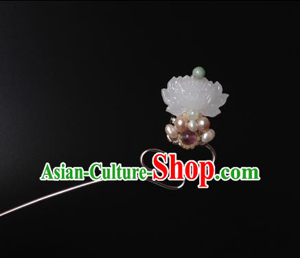 Chinese Ancient Style Hair Jewelry Accessories, Hairpins, Hanfu Headwear, Headdress, Handmade Hair Fascinators for Women