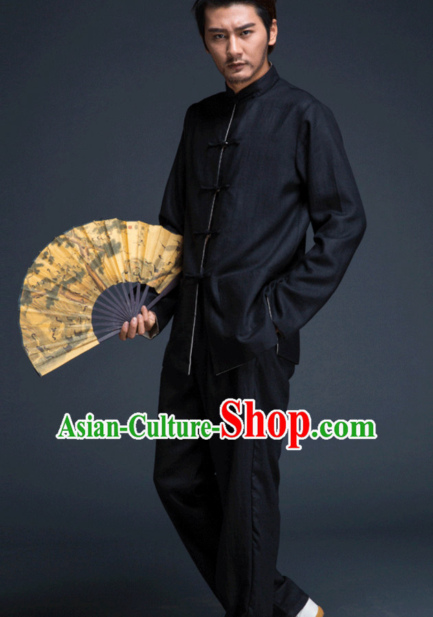 Top Kung Fu Competition Suits Kung Fu Gi Tai Chi Apparel Oriental Dress Wing Chun Apparel Taiji Uniform Outfit for Men Women Kids Adults