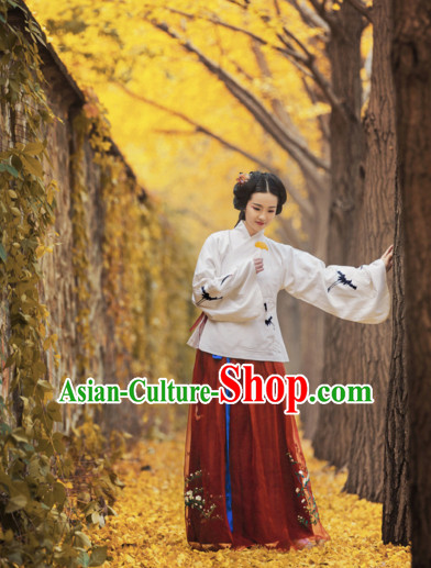 Ancient Chinese Beauty Garment for Women