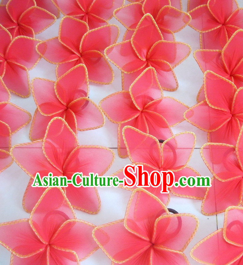 Flower Hair Decorations Dance Props Props for Dance Dancing Props for Sale for Kids Dance Stage Props Dance Cane Props Umbrella Children Adults