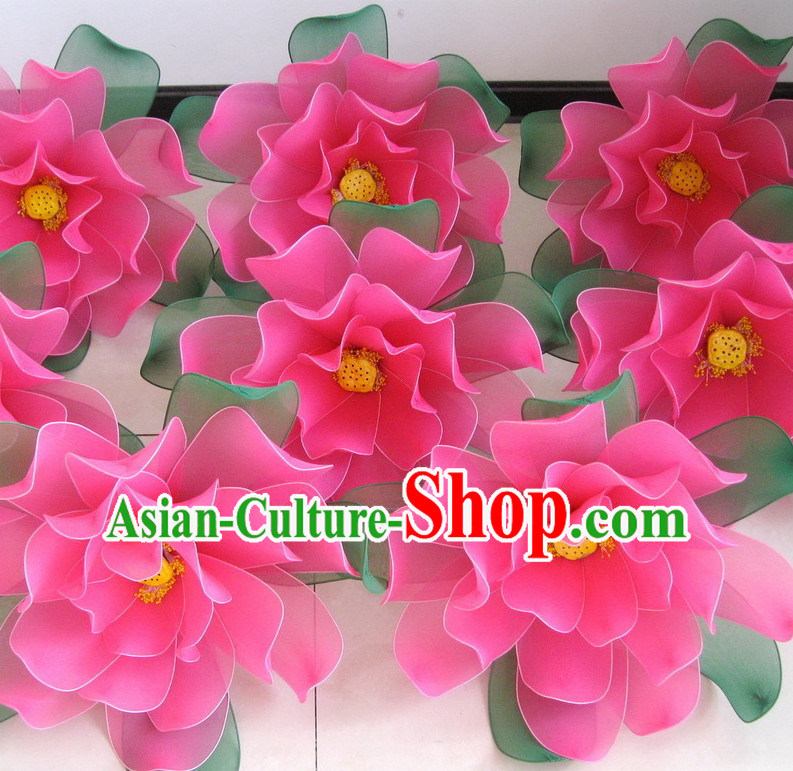 Lotus Flower Dance Props Props for Dance Dancing Props for Sale for Kids Dance Stage Props Dance Cane Props Umbrella Children Adults