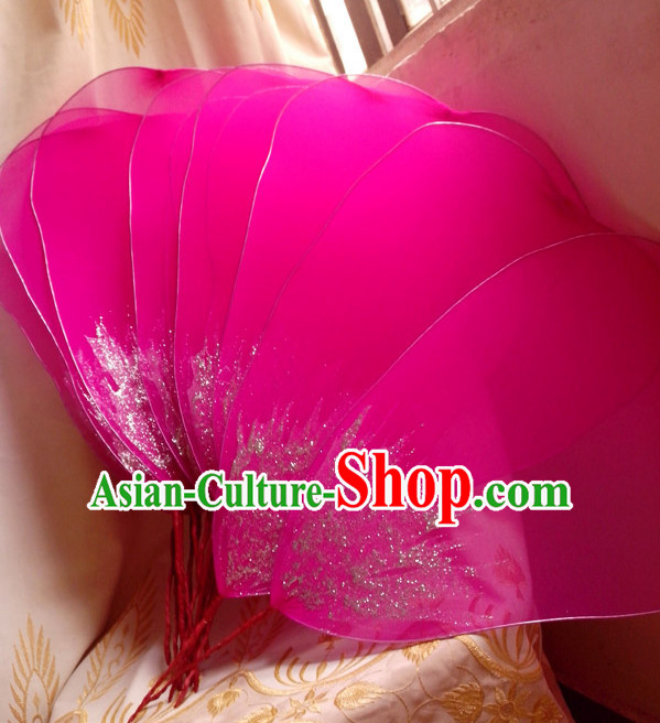 Big Petal Dance Props Props for Dance Dancing Props for Sale for Kids Dance Stage Props Dance Cane Props Umbrella Children Adults