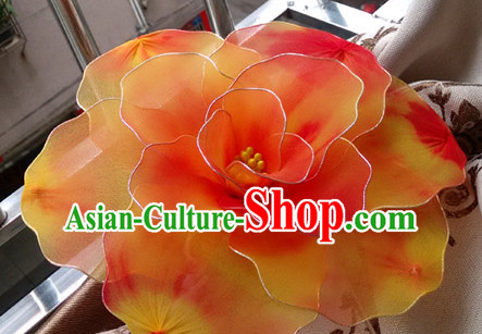 Handmade Flower Dance Props Props for Dance Dancing Props for Sale for Kids Dance Stage Props Dance Cane Props Umbrella Children Adults