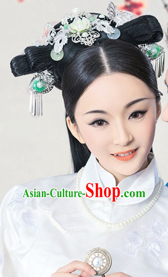 Handmade Traditional Classical Hairpins Hair Accessories Set