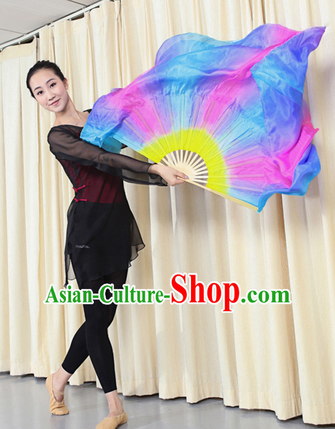 Traditional Chinese Folk Dance Handkerchief