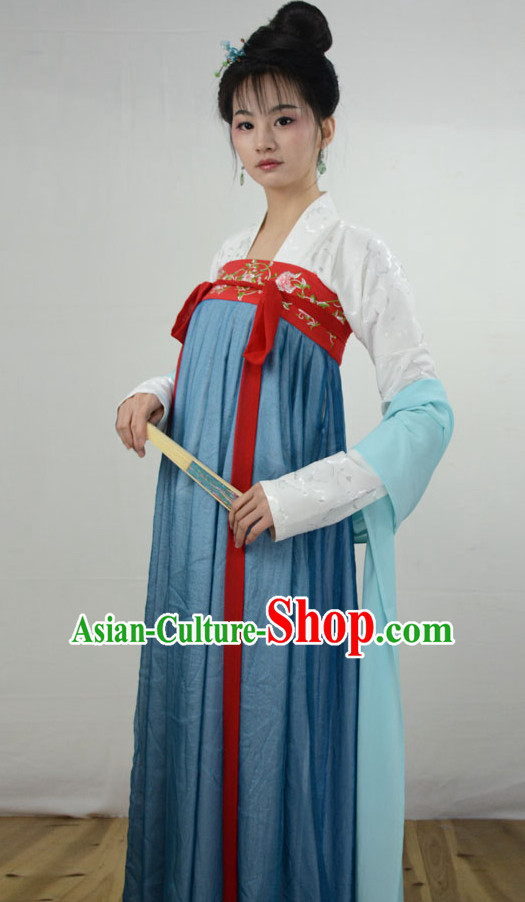 Ancient Chinese Clothing China Fashion Mandarin Dress National Costume Chinese Tang Dynasty Garments Chinese Blouses Chinese Apparel Chinese Art Outfit