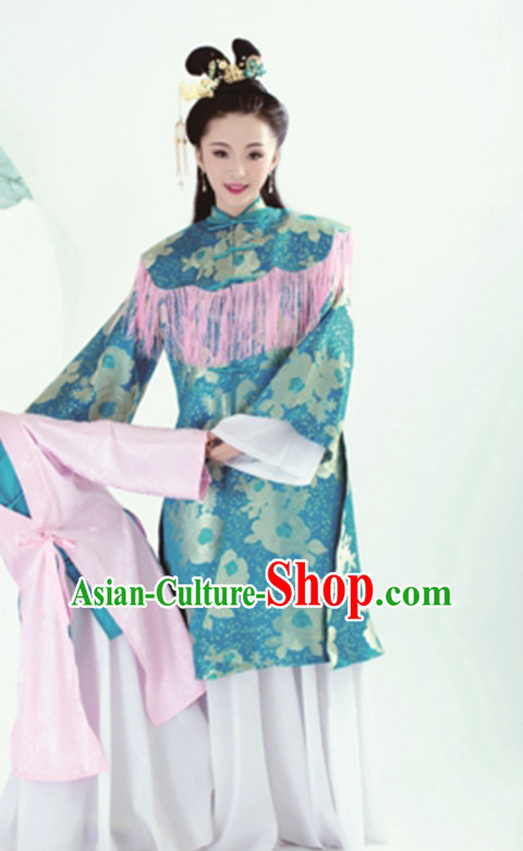 Ancient Chinese Mandarin Clothing for Women
