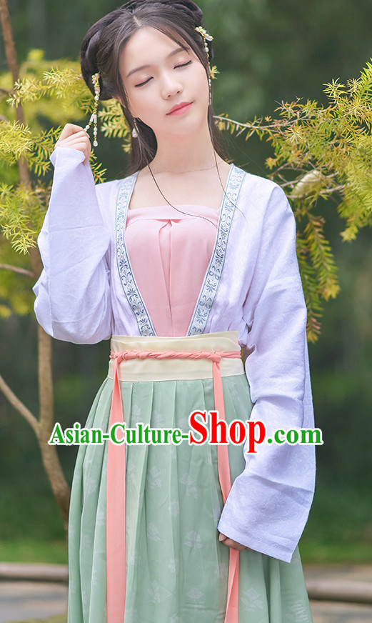 Ancient Chinese Spring Clothing for Women