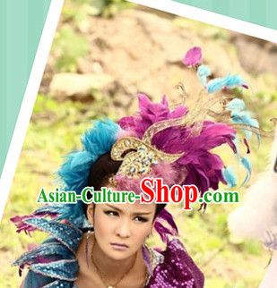 Ancient Chinese Fairy Hair Jewelry Hairpieces