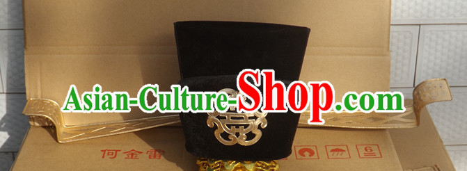 Chinese Headdress Official Hat for Men