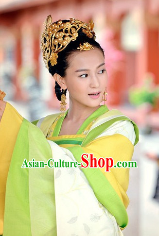 Ancient Chinese Traditional Style Princess Hair Decorations