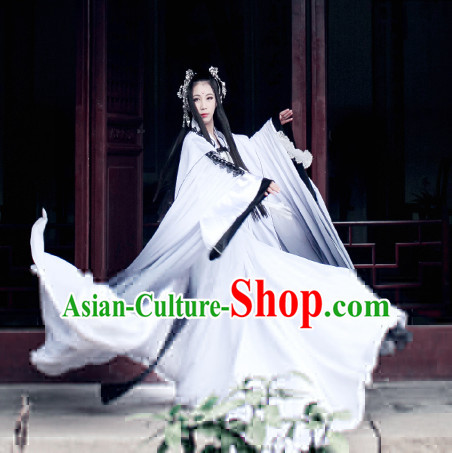 Imperial Royal Ancient Chinese Clothing Complete Set for Women